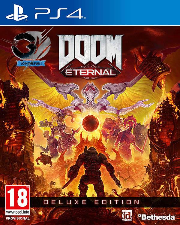 خرید بازی Doom PS4