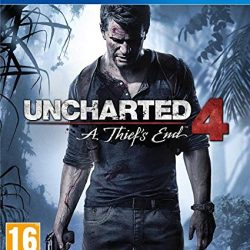 خرید بازی Uncharted 4: A Thief's End Hits PS4