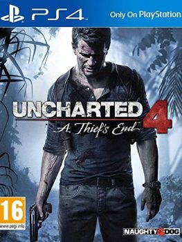 خرید بازی Uncharted 4: A Thief's End Hits PS4