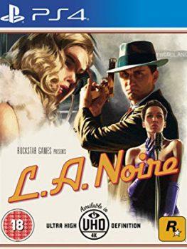 خرید بازی L.A. Noire PS4