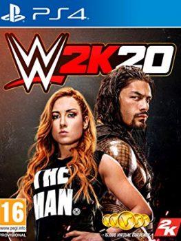 خرید بازی WWE 2k20 R2