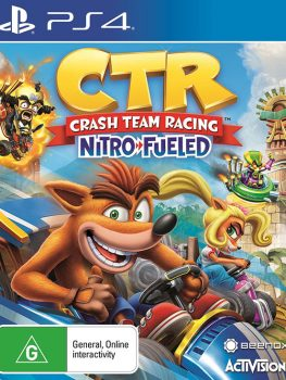 خرید بازی Crash Team Racing Nitro-Fueled PS4