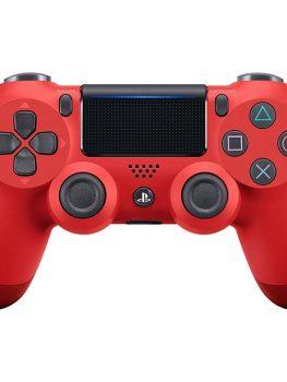 خرید دسته قرمز DualShock 4 سری جدید
