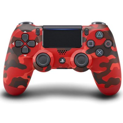 خرید دسته ارتشی قرمز PS4 سری جدید