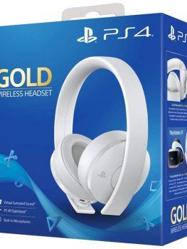 خرید هدست Gold Wireless Headset 7.1 Surround Sound PS4