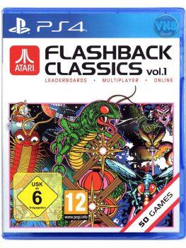 خرید بازی PS4 Atari Flashback Classics 1