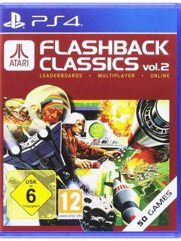 خرید بازی PS4 Atari Flashback Classics 2