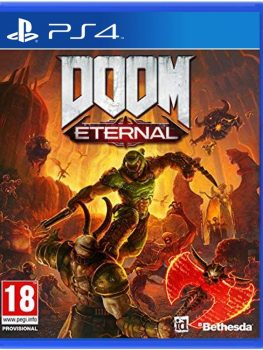خرید بازی Doom Eternal PS4