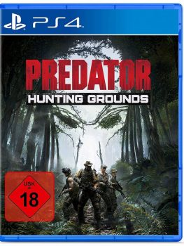 خرید بازی Predator: Hunting Grounds Ps4