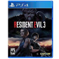 خرید بازی Resident Evil 3 PS4